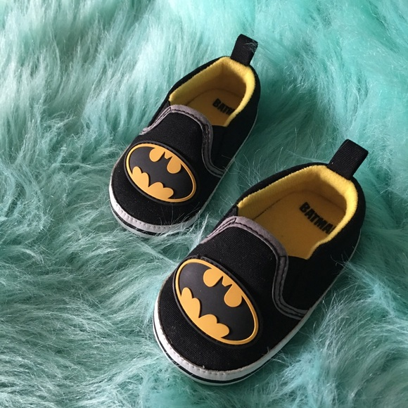 Batman Other - 🍼Baby Batman Loafer Shoes 6-9mos